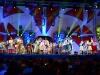 01/10/2015 LAS PALMAS DE GRAN CANARIA.  Pregon de las Fiestas del Pilar 2015 a cargo de la agrupacion folclorica San Cristobal.Foto: SABRINA CEBALLOS