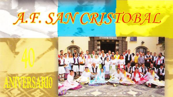 Discografía Agrupación Folklórica San Cristobal