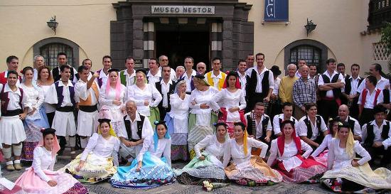 Galería fotográfica Agrupación Folklórica San Cristobal