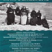 "XII Mostra folklórica  ""Ciutat  d´Eivissa  2012"""
